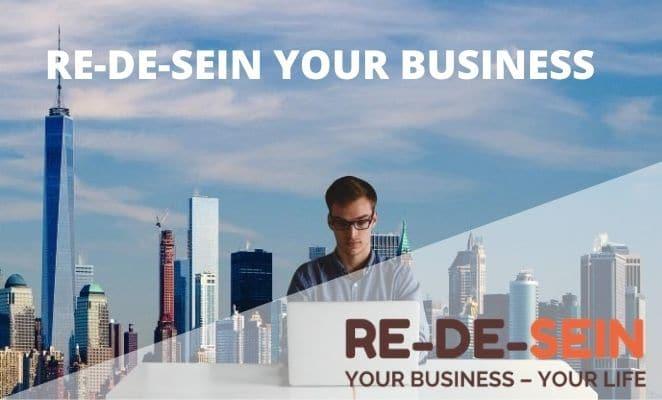 RE-DE-SEIN - Your Business