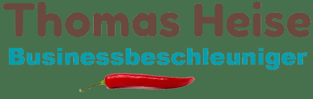 Thomas Heise Businessbeschleuniger