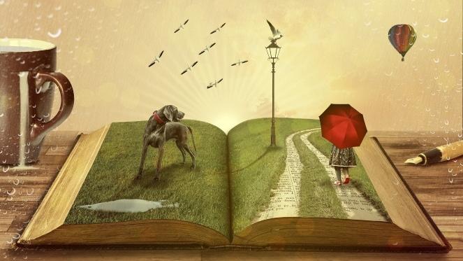 Storytelling bedeutet deine Geschichte erzählen