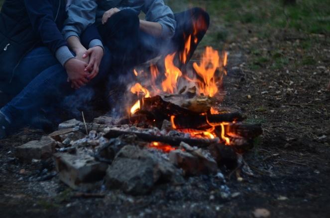 Storytelling - Geschichten am Lagerfeuer erzählen