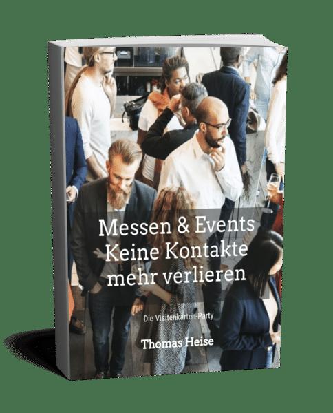 eBook-Messe & Event - Nie wieder Kontakte verlieren